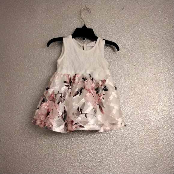 THE CHILDRENS PLACE GIRLS ALL OCCASION DRESS  SIZE 6-9 MON
